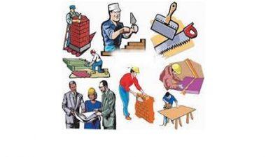 Turmas dos cursos de azulejista, pintor e carpintaria náutica começam nesta segunda-feira (28)