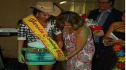 Garota Country 2014 foi eleita em São Francisco do Conde