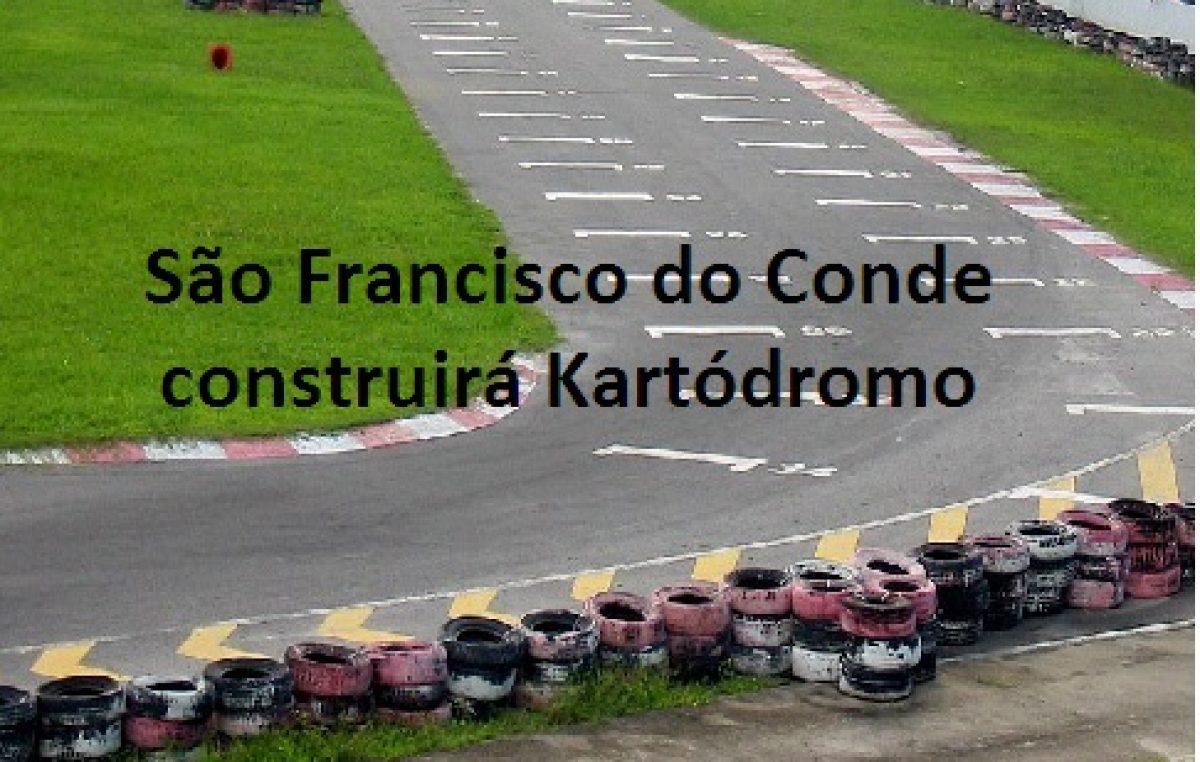 Obras do Kartódromo Internacional da Bahia serão iniciadas em São Francisco do Conde