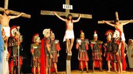 São Francisco do Conde terá encenação da Paixão de Cristo