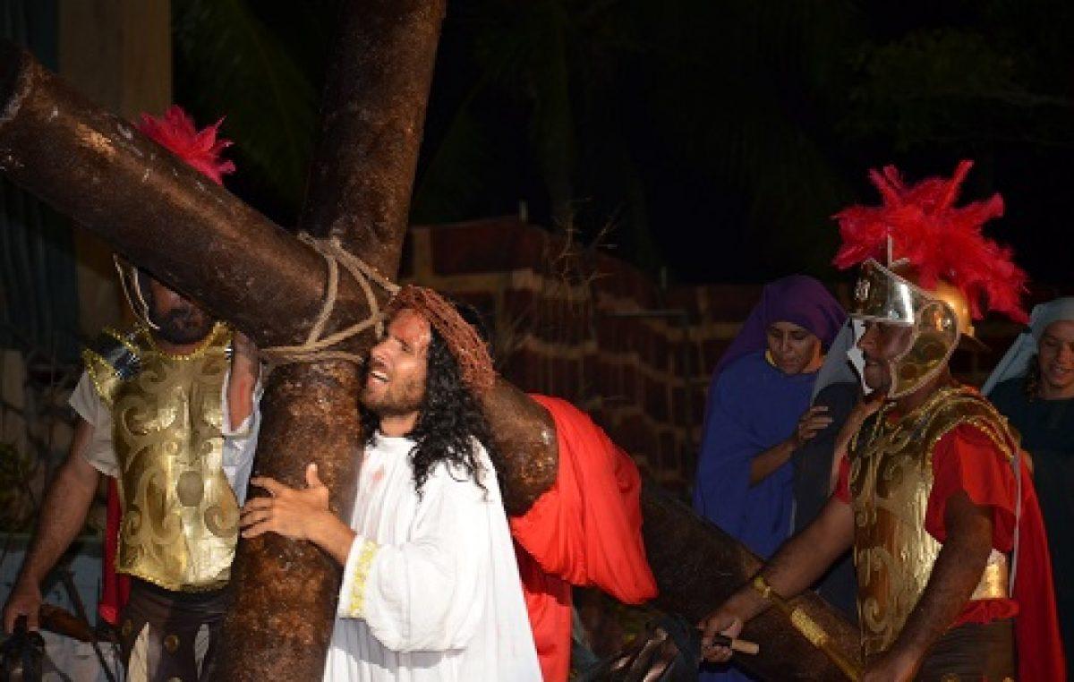 SECULT realizará encenação da Paixão de Cristo