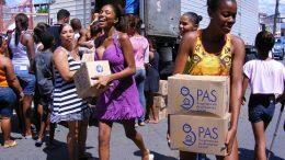 Entrega de cestas da Semana Santa foi concluída em São Francisco do Conde
