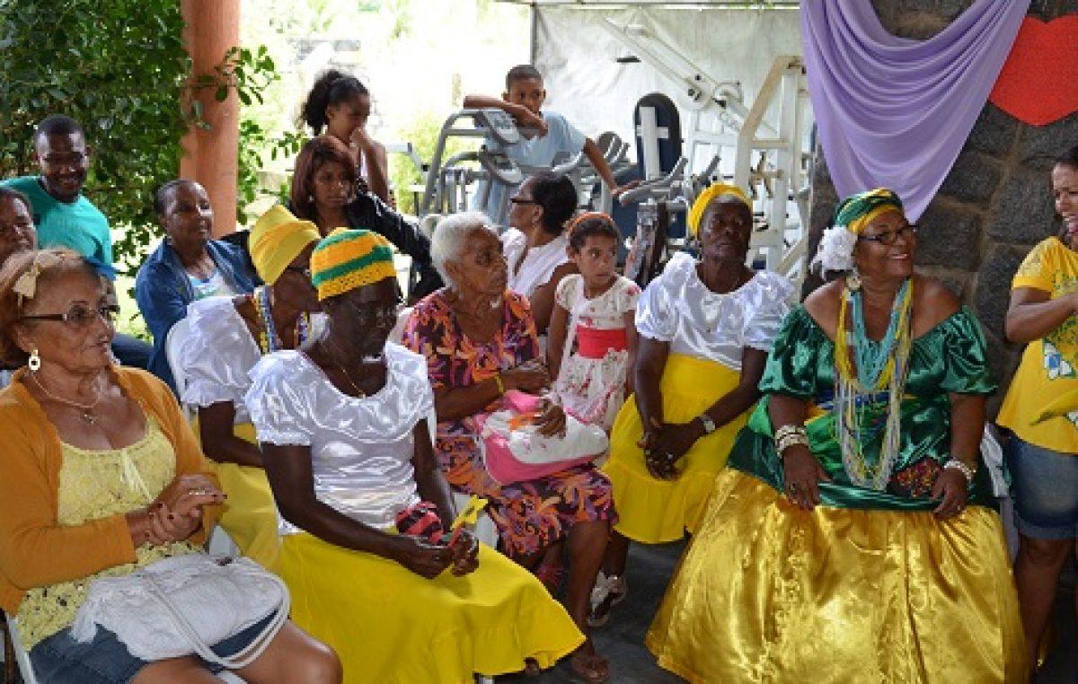 CCI celebra a passagem do dia das mães com festa e alegria