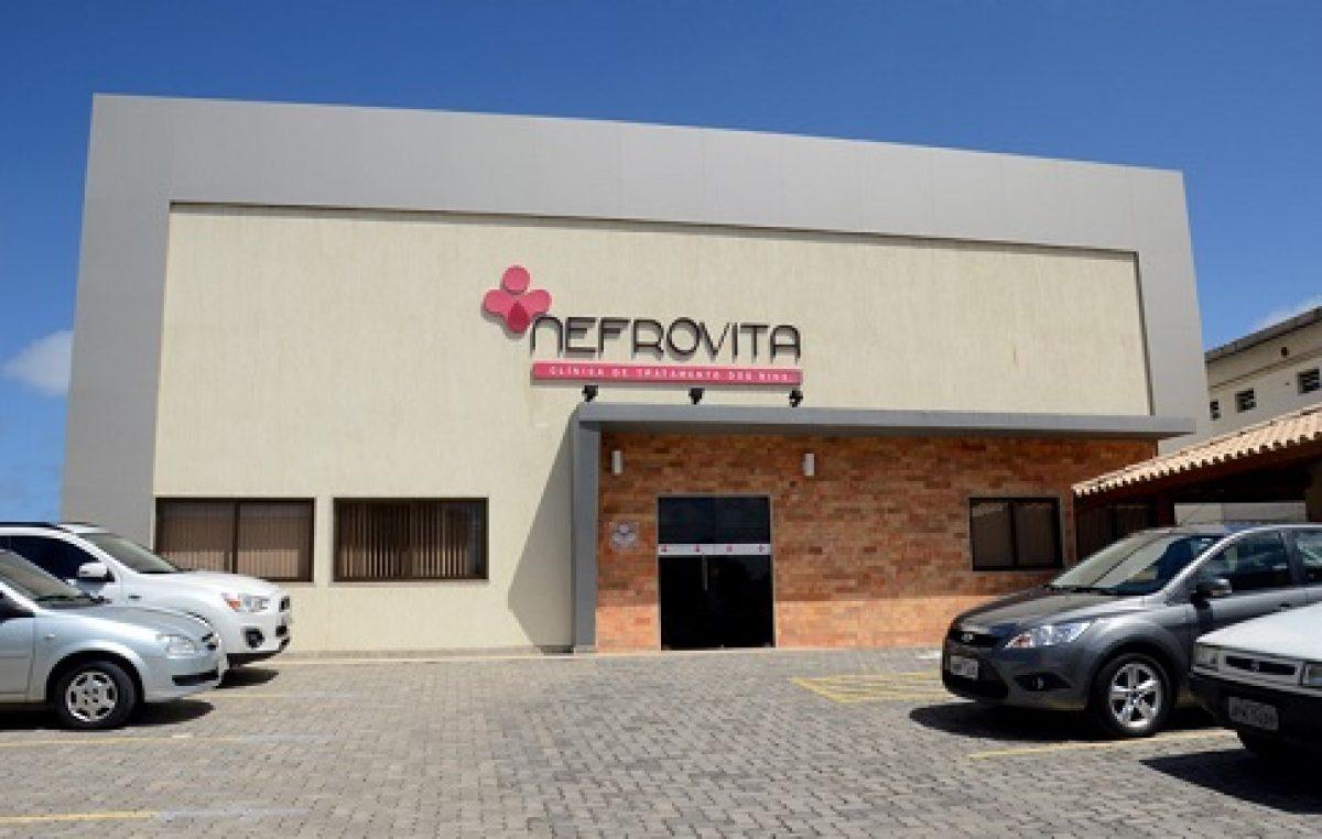 Nefrovita será clínica de referência para os pacientes que fazem hemodiálise no município