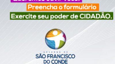Comunidade sanfranciscana terá acesso a elaboração da LDO