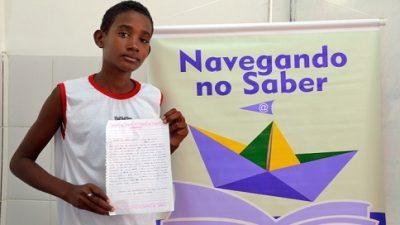 São Francisco do Conde recebe projeto Navegando no Saber