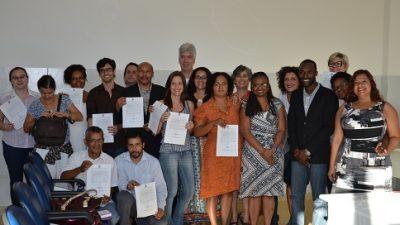 Cerimônia nomeou 12 professores que passam a integrar o corpo docente da Unilab