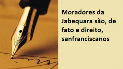 Governador aprovou Projeto de Lei que diz que Jabequara pertence a São Francisco do Conde