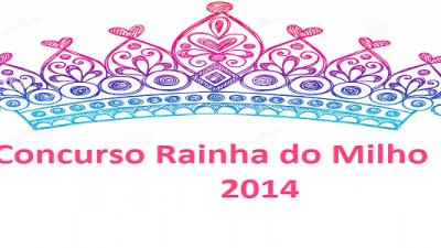 SECULT realiza concurso Rainha do Milho 2014