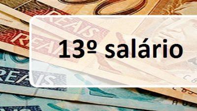 Prefeitura antecipa pagamento do 13º salário