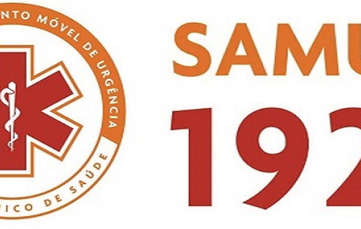 SAMU 192 promove Aulão Solidário e ainda arrecada brinquedos
