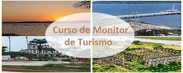 curso de monitor de turismo sfco