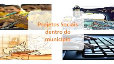 Prefeitura apoia Petrobras no desenvolvimento de projetos sociais dentro do município