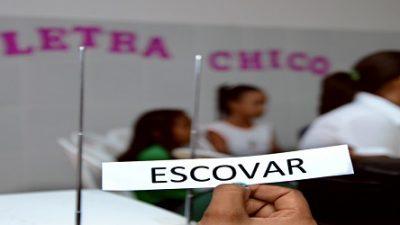 """Semifinal do """"Soletra Chico"""" agita a rotina dos alunos da rede municipal"""