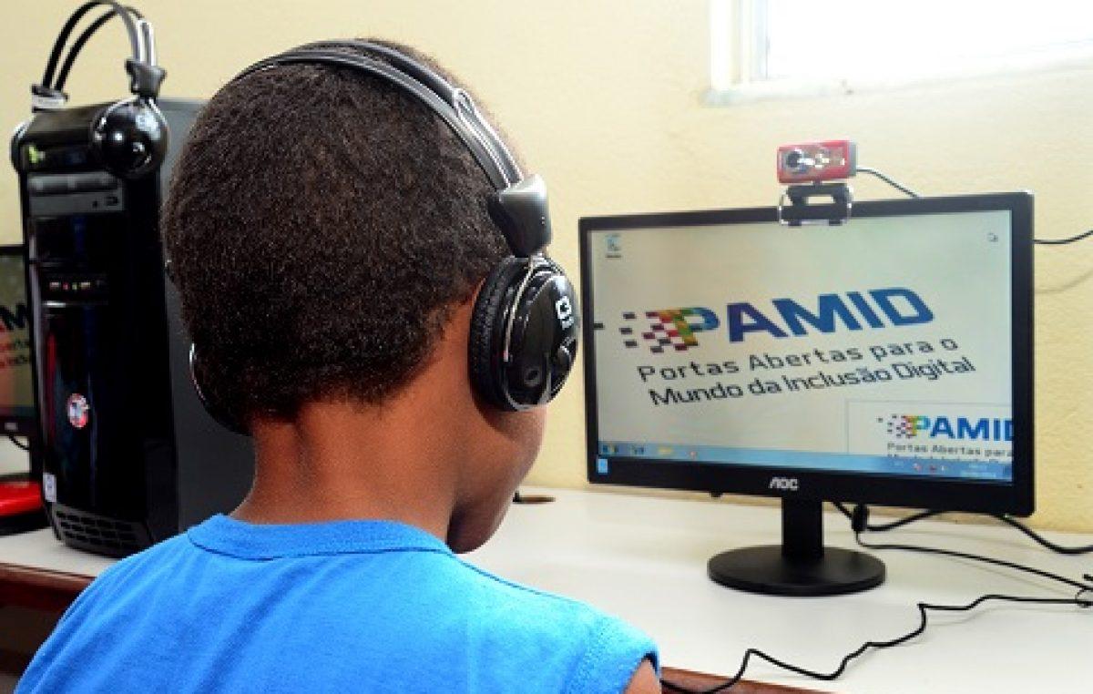 APAE inaugurou Laboratório de Informática nesta terça-feira (30)