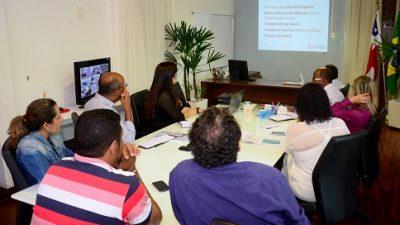 Planejamento estratégico é apresentado ao prefeito de São Francisco do Conde