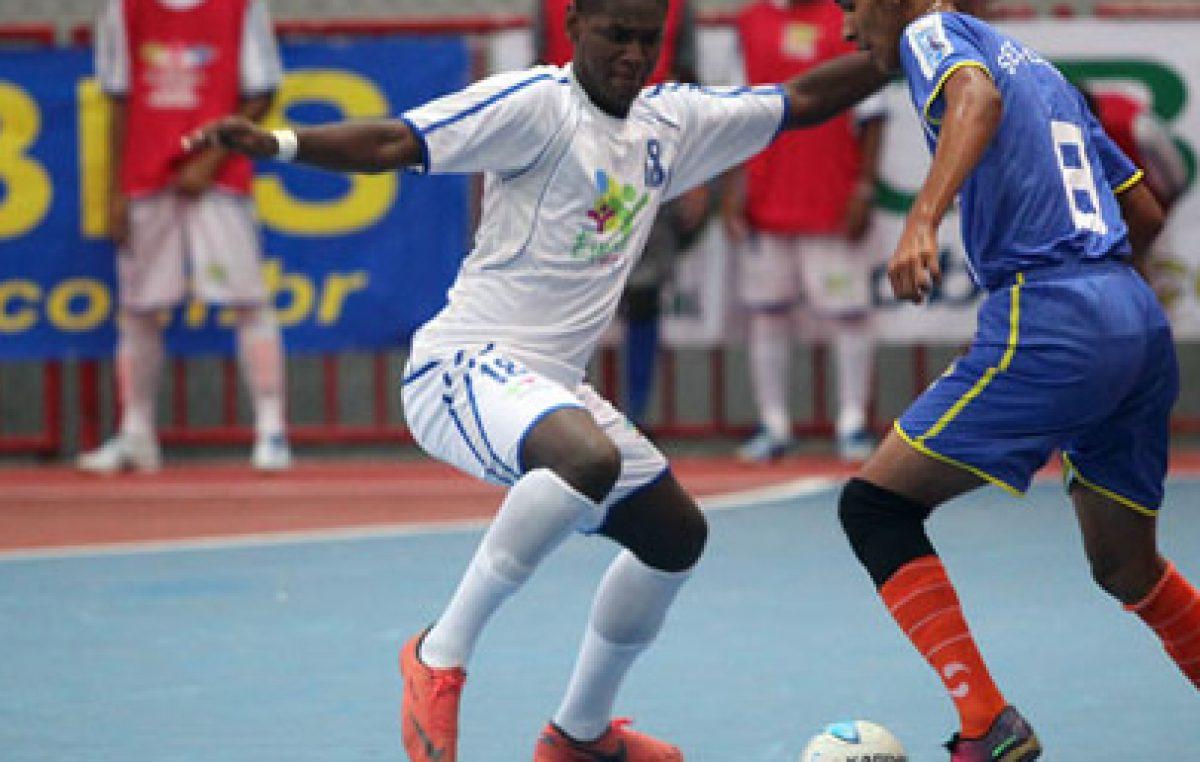 Prefeitura promove peneira para formação de seleção franciscana de futsal