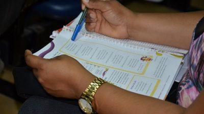 SEDUC promove formação com professores e coordenadores