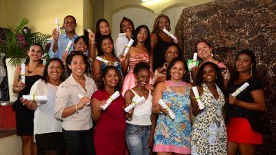 Alunos do primeiro curso de Monitores de Turismo do município foram certificados