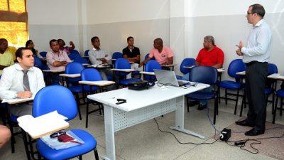 Servidores foram treinados em um sistema que dá celeridade aos processos administrativos