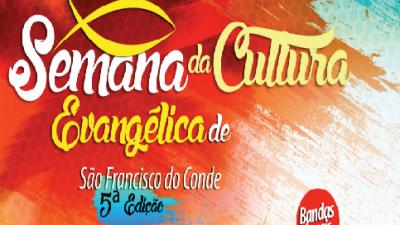 Semana dos Movimentos Culturais Evangélicos acontece de 20 a 28 de setembro