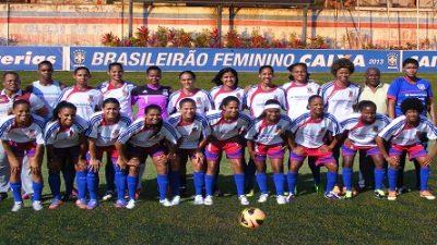 Equipe feminina joga no Junqueira Ayres, nesta quarta (12)