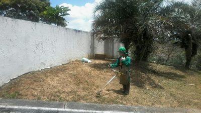 SESP realiza força-tarefa nos cemitérios locais