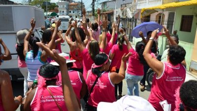 A luta contra o câncer começou em São Francisco do Conde