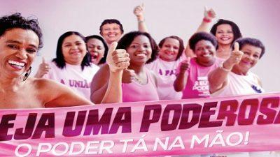 """I Seminário das """"Poderosas Iluminadas"""" aborda prevenção e combate ao câncer"""