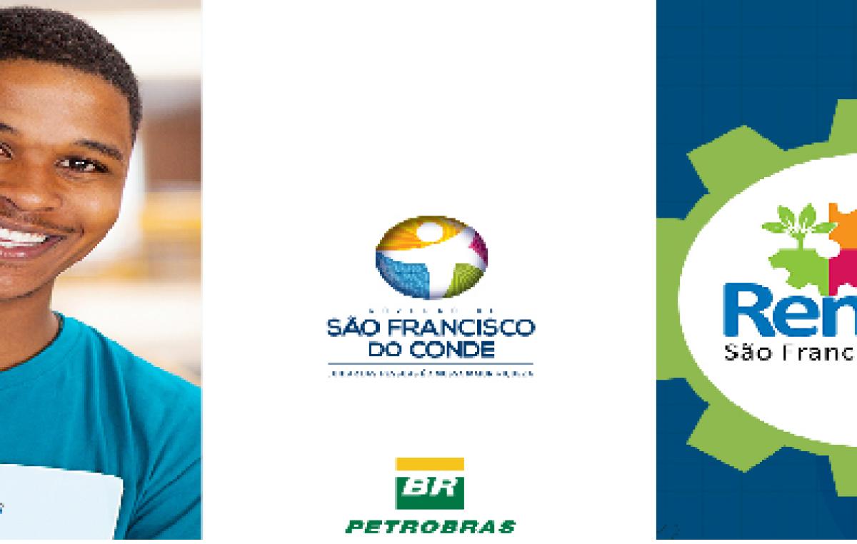 Projeto Renovar São Francisco do Conde, que oferece formação para adolescentes e jovens entre 15 e 29 anos, tem aula inaugural nesta quarta (29)