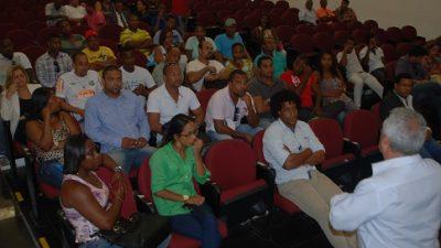 SEDEC realizou prestação de contas de processo seletivo para parada na Refinaria