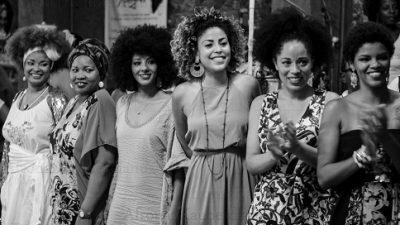 Concurso Nacional Miss Black Power Brasil enalteceu a beleza da franciscana Luciana Bispo