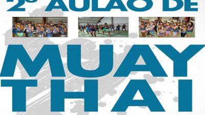 SECEL promoverá II edição do aulão de Muay Thai