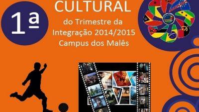 UNILAB promoverá 1ª Cultural do Trimestre da Integração