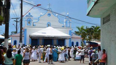 Festa da Conceição é marcada por alegria e paz em São Francisco do Conde