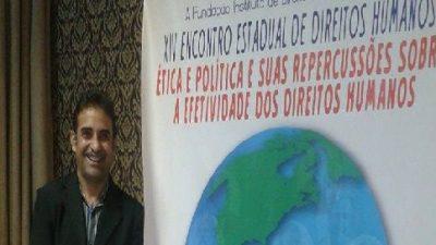 XIV Encontro Estadual de Direitos Humanos teve representante do município