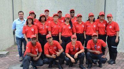 20 alunos concluíram curso de Salvamento pelo Corpo de Bombeiros de Camaçari