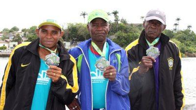 Atletas franciscanos participaram da XVI Volta Internacional da Pampulha (MG)