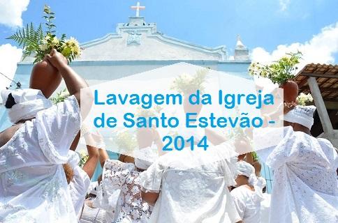 lavagem santo estevao 2014