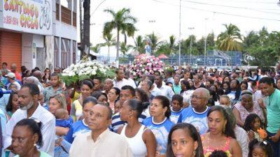Festejos em homenagem a Santa Rita acontecerão no dia 10 de março em São Francisco do Conde