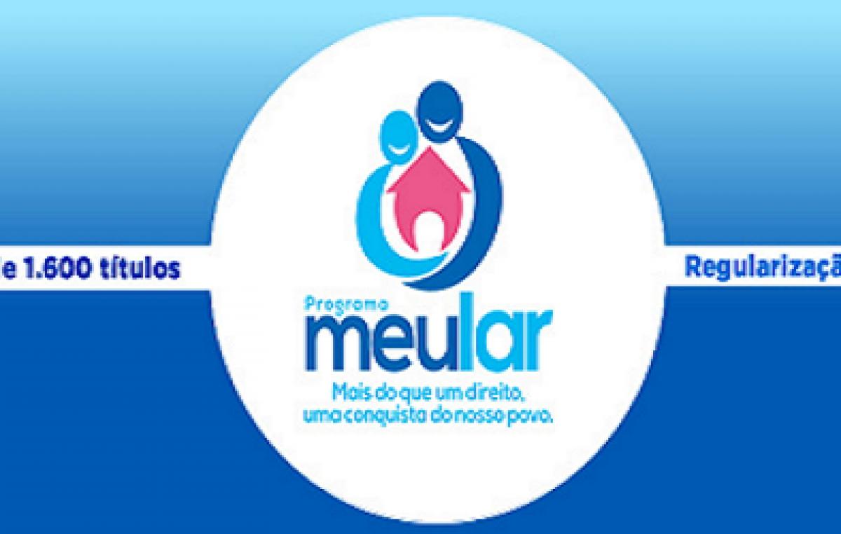 """SEHARF inicia reuniões com famílias beneficiadas pelo programa """"Meu Lar"""""""