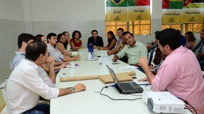 UNILAB e Prefeitura dialogam sobre projeto de expansão da universidade no município