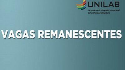 Unilab encerra inscrição para novos alunos no domingo (01)
