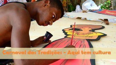Produção da decoração carnavalesca do município está com ritmo acelerado