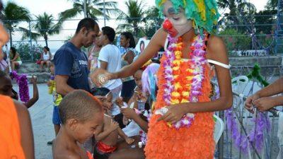 Sábado de Carnaval em São Francisco do Conde teve atrações para todas as idades