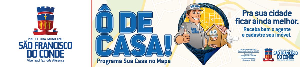 Portal da Prefeitura Municipal de São Francisco