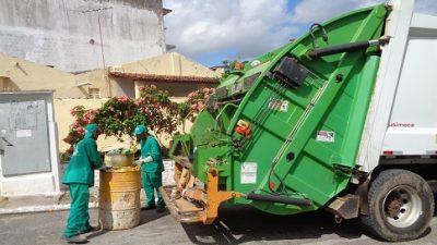 SESP adota medidas para manter a cidade mais limpa