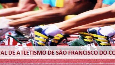 Festival de Atletismo reunirá crianças e jovens do município no próximo sábado (28)