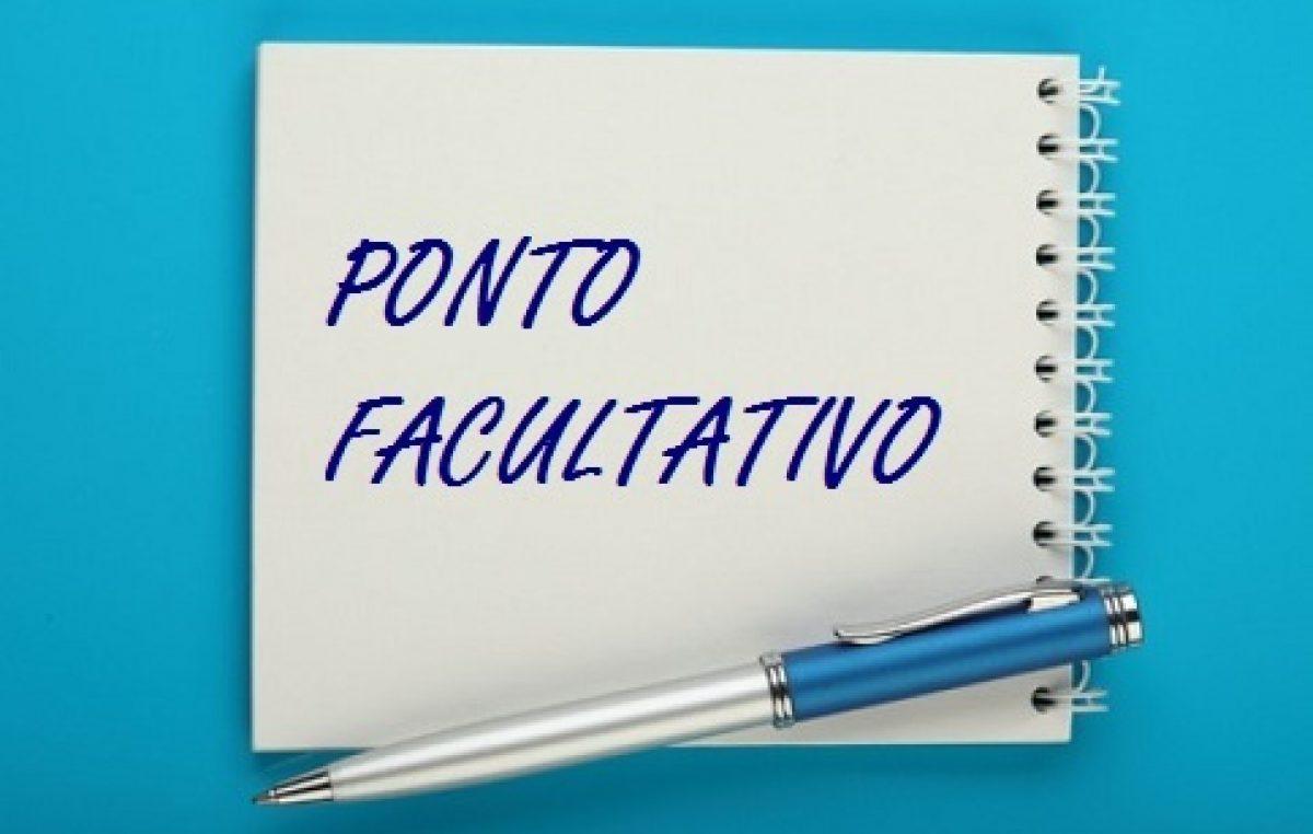 São Francisco do Conde terá pontos facultativos nos dias 30 e 31 de março