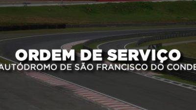 Prefeitura dará Ordem de Serviço para início das obras doAutódromode São Franciscodo Conde